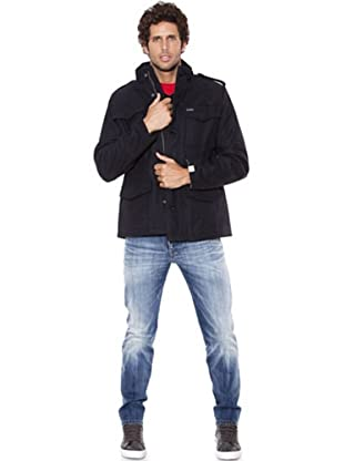 Pepe Jeans Jacke Halton (Schwarz)