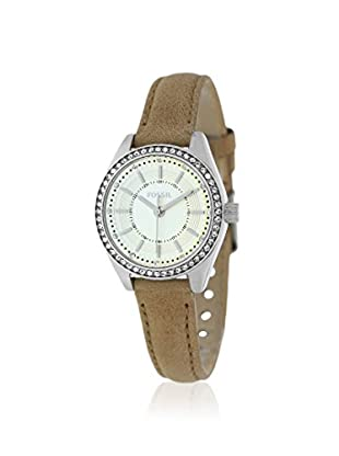 Fossil Women's BQ1450 Classic Beige Stainless Steel Watch