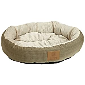 AKC Casablanca Round Bed for Pets