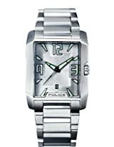 Police Analog White Dial Men's Watch - PL11682MS/01M
