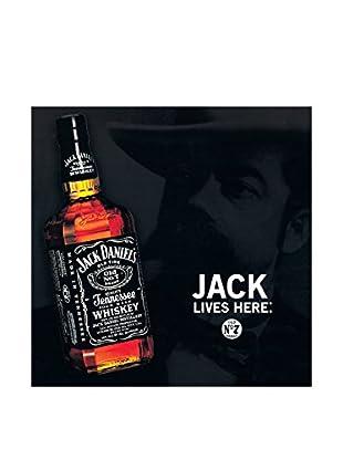 Artopweb Panel de Madera Jack Daniel S (Bottle)