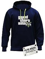 Grand Theft Auto V Hoodie (Blue-Grey)