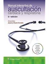 Manual Interactivo de Auscultacion Cardiaca y Respiratoria