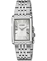 Citizen Analog White Dial Men's Watch - BH1670-58A