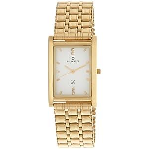 Maxima 19904CMGY Men's Watch-Gold
