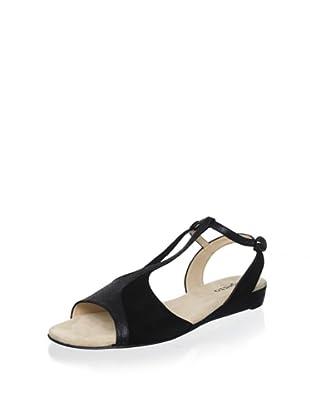 Repetto Women's T-Strap Sandal (Carbone)