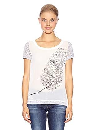 Anna Scott Camiseta Eurosonic (Crudo)