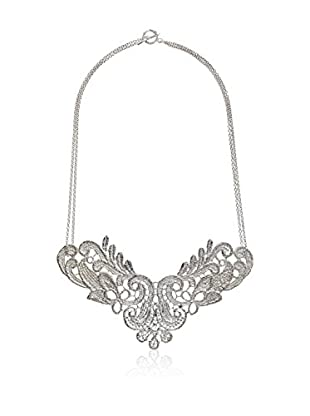 I Love a Lassie Collar plata de ley 925 milésimas