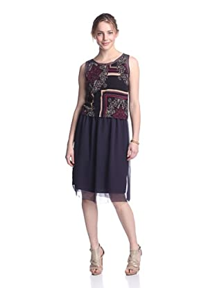 NIC+ZOE Women's Angle Dress (Multi)