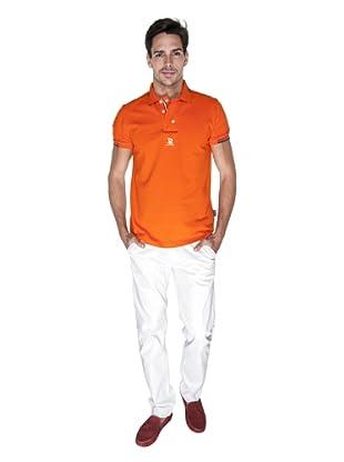 Giorgio Di Mare Polo Dorano (Naranja)