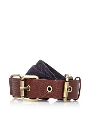 Jackpot Cintura Elaria (Blu Scuro/Marrone)
