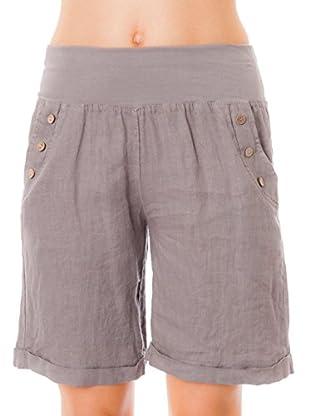 100% Linen Short