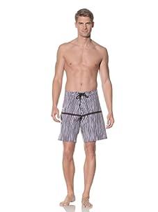 Rhythm Men's Combers Swim Short (Black)