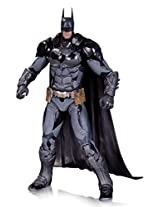 DC Collectibles Comics Batman Arkham Knight Batman Action Figure, Multi Color