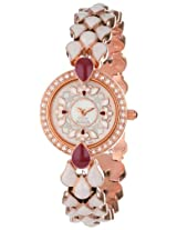 Titan Theme Raga Analog Mother of Pearl Dial Women's Watch - NC9747WM01J
