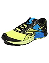 Reebok Men's V47300 -Black And Yellow Running Shoes - 11 Uk