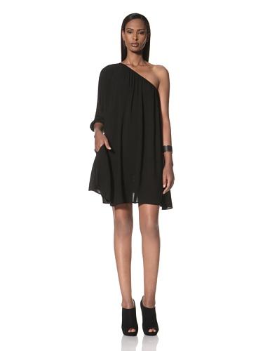 Nation LTD by Jen Menchaca Women's Chelsea Off Shoulder Dress (Black)