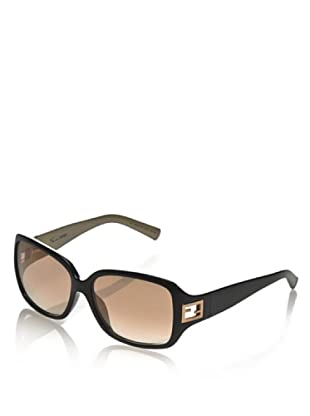 Fendi Sonnenbrille 5206FF_00458 schwarz/goldfarben