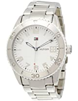 Tommy Hilfiger Analog White Dial Women's Watch - TH1781145J