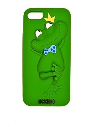 MOSCHINO Case iPhone 5/5S grün