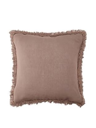 Pom Pom at Home Mathilde Decorative Pillow Sham (Chocolate)