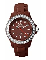 Colori Analog Brown Dial Women's Watch - 5-COL109