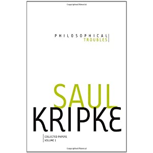Philosophical Troubles: Collected Papers: Saul A. Kripke: 洋書