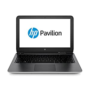HP Pavilion 13-B103TU 13.3-inch Laptop (Natural Silver) with Laptop Bag