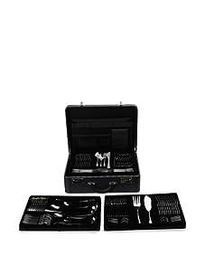 BergHOFF Sky 110-Piece Flatware Set