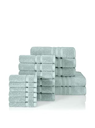 Chortex 17-Piece Ultimate Towel Set, Mineral