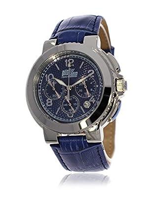 Pit Lane Uhr mit Miyota Uhrwerk Pl-5001-2 marine 36 mm