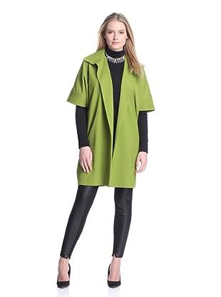 Josie Natori Women's Batwing Jacket (Rosemary)
