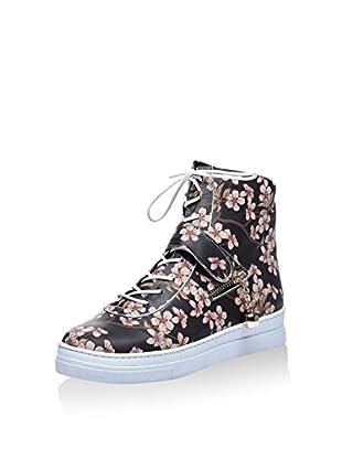 Los Ojo Zapatillas abotinadas Blossom
