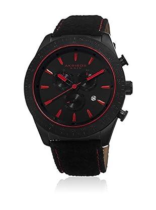 Akribos XXIV Reloj de cuarzo Man AK701RD 48 mm