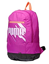 Puma 25 Ltrs Purple Cactus Flower Casual Backpack (7361409)