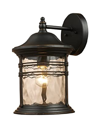 Landmark Madison 1-Light Outdoor Sconce