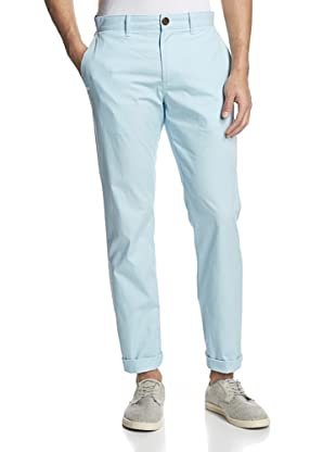 Original Penguin Men's Solid Pants (Crystal Blue)