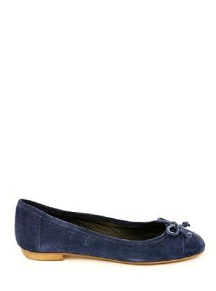 Eye Shoes Bailarinas Ante (Azul Oscuro)