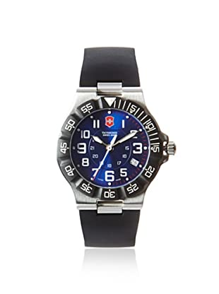 Victorinox Swiss Army Men's 241410 Summit Blue Dial Rubber Watch