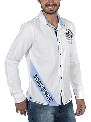 Giorgio Di Mare Camisa Hombre Worked Gunnar