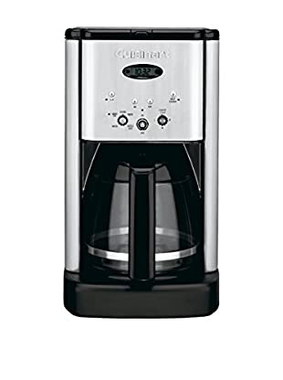 Cuisinart Brew Central 12-Cup Programmable Coffeemaker, Black
