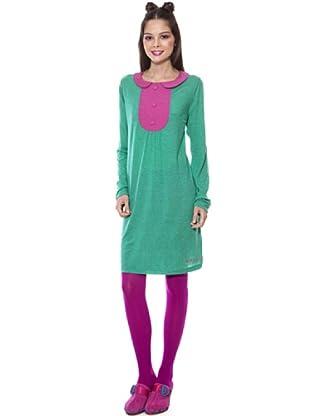 Agatha Ruiz De La Prada Vestido Ladies (Verde)