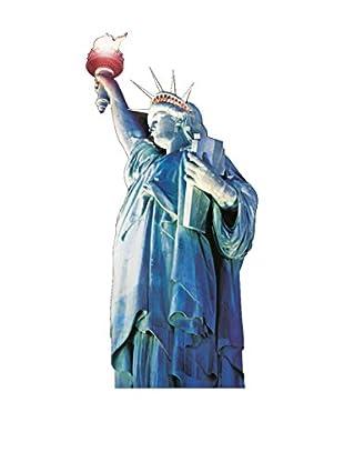 ArtopWeb Panel de Madera Liberty New York Statua Liberta