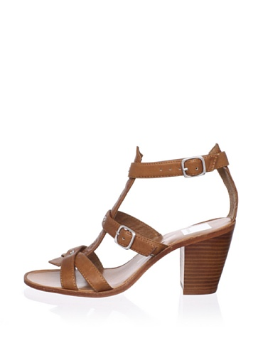 Dolce Vita Women's Kenley Sandal (Natural Leather)