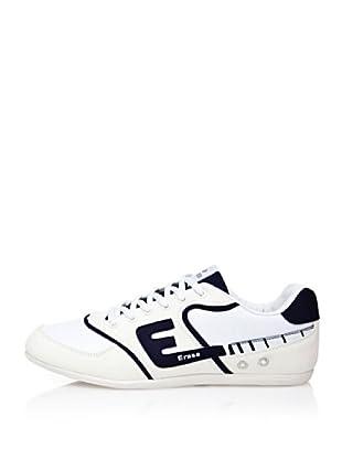 Erase Zapatillas Deportivas (Blanco / Marino)