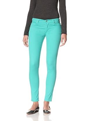 James Jeans Women's Twiggy Skinny Jean (Peppermint)
