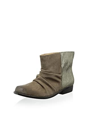 Joe's Jeans Women's Janette Two-Tone Bootie (Taupe)