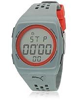 Faas 300 89106606 Grey/Grey Digital Watch