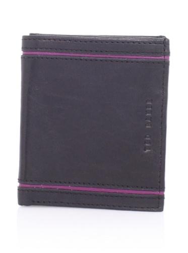 Ted Baker Men's Stolin Internal Wallet (Black)