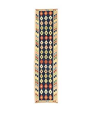 RugSense Alfombra Persian Kashkai Azul/Multicolor 298 x 73 cm